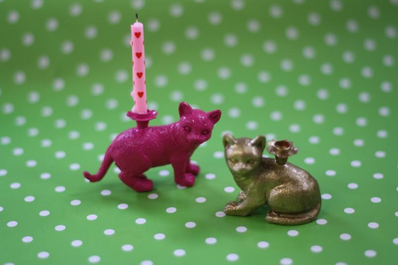 Katten på tårtan 3